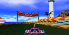 Stunt GP Dreamcast Screenshot