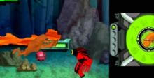 Ben 10 Omniverse DS Screenshot