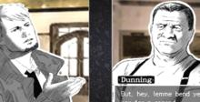 Hotel Dusk: Room 215 DS Screenshot