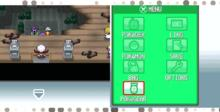 Pokemon - SoulSilver Version DS Screenshot