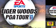 Tiger Woods DS Screenshot