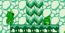 Adventure Island II Gameboy Screenshot