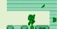 Burai Fighter Deluxe Gameboy Screenshot