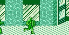 Captain America and The Avengers Gameboy Screenshot