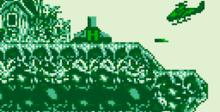 Choplifter III Gameboy Screenshot