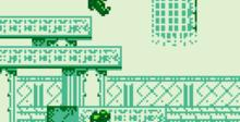 Contra for GameBoy Gameboy Screenshot