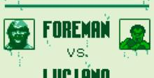 George Foreman's KO Boxing Gameboy Screenshot