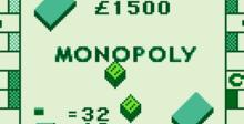 Monopoly Gameboy Screenshot