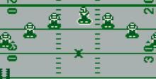 NFL Quarterback Club 96 Gameboy Screenshot