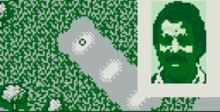 PGA European Tour Gameboy Screenshot