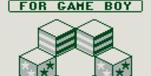 Q-bert for Game Boy Gameboy Screenshot