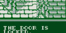 Robin Hood: Prince of Thieves Gameboy Screenshot