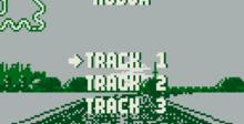 Street Racer Gameboy Screenshot