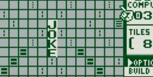 Super Scrabble Gameboy Screenshot