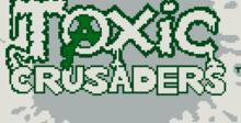 Toxic Crusaders Gameboy Screenshot