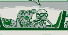 Turn and Burn: The F-14 Dogfight Simulator Gameboy Screenshot