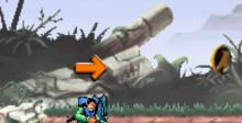 Action Man: Robot Atak GBA Screenshot