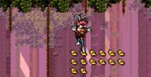 Aero the Acro-Bat GBA Screenshot