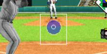 Baseball Advance GBA Screenshot