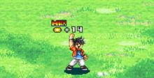Bouken-Ou Beet: Busters Road GBA Screenshot