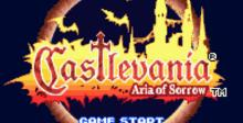 Castlevania: Aria of Sorrow GBA Screenshot