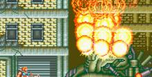 Contra Advance: The Alien Wars GBA Screenshot