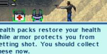 Dead to Rights GBA Screenshot