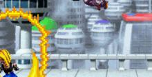 Dragon Ball Z: Taiketsu GBA Screenshot