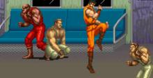 Final Fight One GBA Screenshot