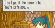Fire Emblem GBA Screenshot