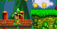 Frogger Advance: The Great Quest GBA Screenshot