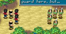 Golden Sun: The Lost Age GBA Screenshot