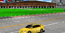 GT Advance 3: Pro Concept Racing GBA Screenshot