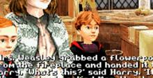 Harry Potter and the Chamber of Secrets GBA Screenshot