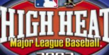 High Heat Major League Baseball 2002 GBA Screenshot
