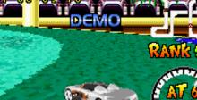 Hot Wheels Burnin Rubber GBA Screenshot
