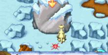 Ice Age 2: The Meltdown GBA Screenshot