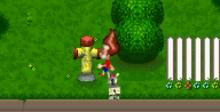 Jimmy Neutron: Boy Genius GBA Screenshot