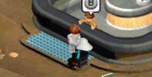 Lego Star Wars II: The Original Trilogy GBA Screenshot
