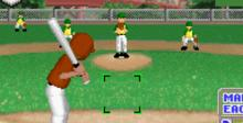 Little League Baseball GBA Screenshot