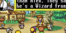 Lunar Legend GBA Screenshot