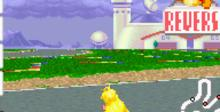Mario Kart Super Circuit GBA Screenshot
