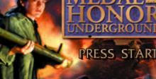 Medal of Honor: Underground GBA Screenshot