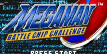 Mega Man Battle Chip Challenge GBA Screenshot