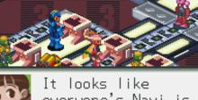 Mega Man Battle Network GBA Screenshot