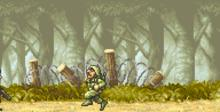 Metal Slug Advance GBA Screenshot
