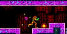 Metroid GBA Screenshot