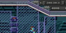 Metroid Fusion GBA Screenshot
