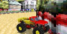 Monster Truck Madness GBA Screenshot