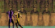 Mortal Kombat Advance GBA Screenshot